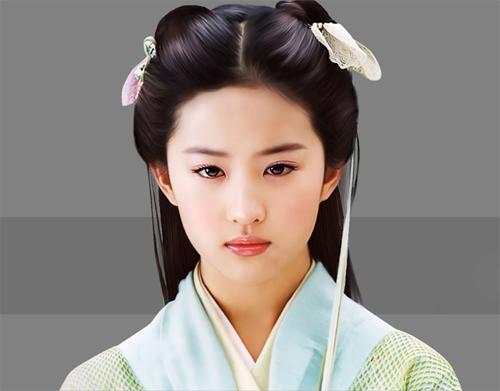 Lưu Diệc Phi tiết lộ bí quyết của vẻ đẹp thần tiên - 1