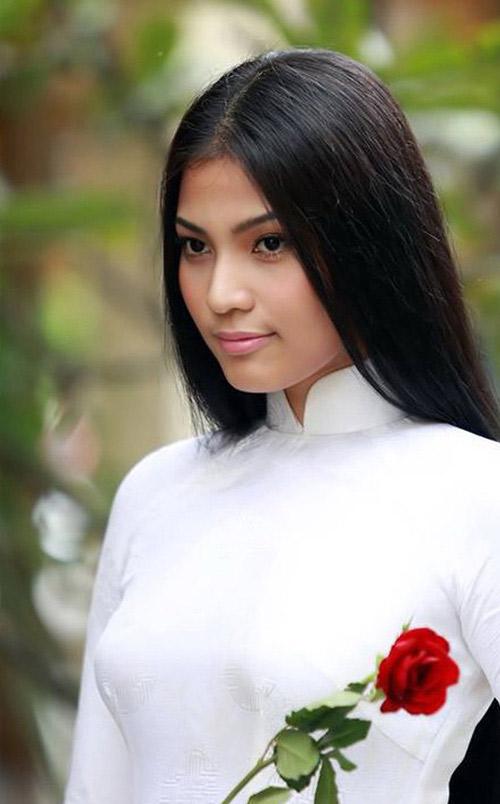 Trương Thị May là mỹ nhân ăn chay hấp dẫn nhất châu Á - 1