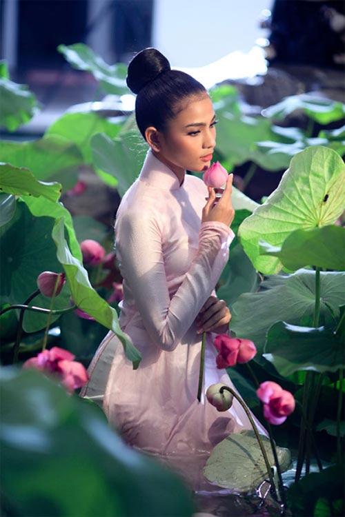 Trương Thị May là mỹ nhân ăn chay hấp dẫn nhất châu Á - 3