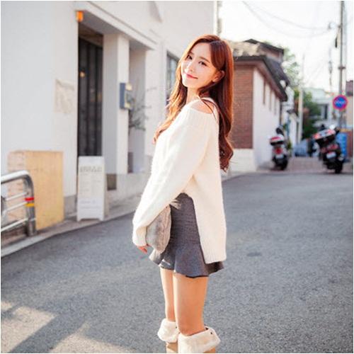 Mặc áo len đẹp và lạ cho ngày lạnh - 7