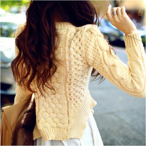 Mặc áo len đẹp và lạ cho ngày lạnh - 4