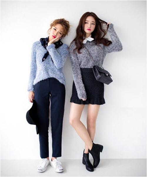 Mặc áo len đẹp và lạ cho ngày lạnh - 10