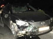 Xế hộp phóng nhanh gây tai nạn liên hoàn trong đêm