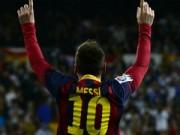 Messi độc chiếm top 5 bàn thắng đẹp V12 Liga