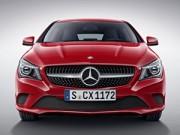 Mercedes-Benz CLA và CLA 45 AMG Shooting Brake lộ diện