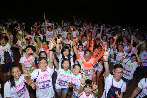 Prisma Run: Đêm khó quên của 7.600 bạn trẻ