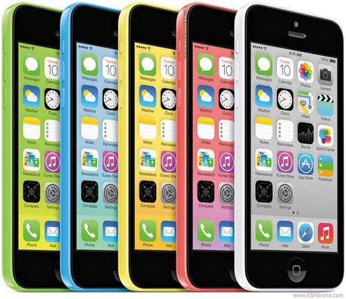 """Apple sắp """"khai tử"""" iPhone 5C - 1"""
