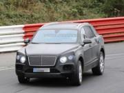Siêu SUV mới của Bentley có tên Bentayga