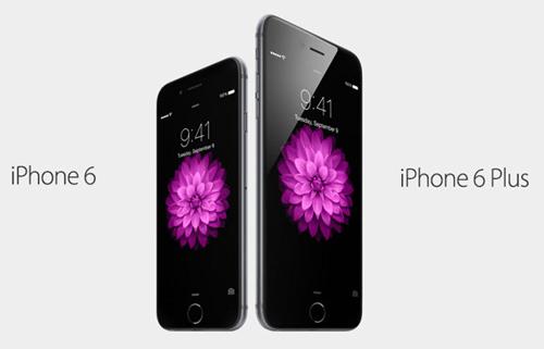"""Chủ nhân iPhone 6 và iPhone 6 Plus đang """"bỏ rơi"""" iPad - 1"""
