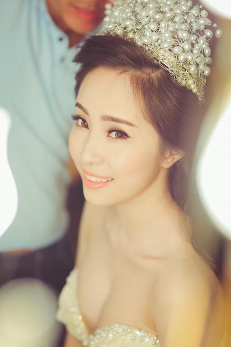 Những cô dâu đẹp nhất showbiz Việt 2014 - 6