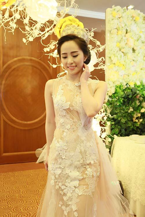 Những cô dâu đẹp nhất showbiz Việt 2014 - 7