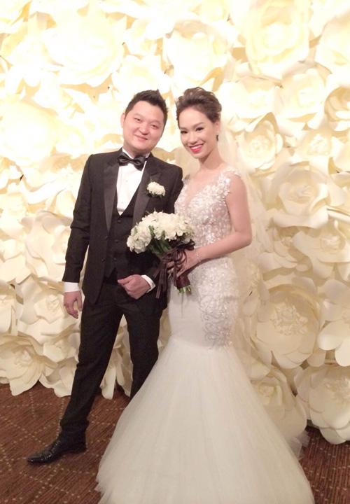 Những cô dâu đẹp nhất showbiz Việt 2014 - 8