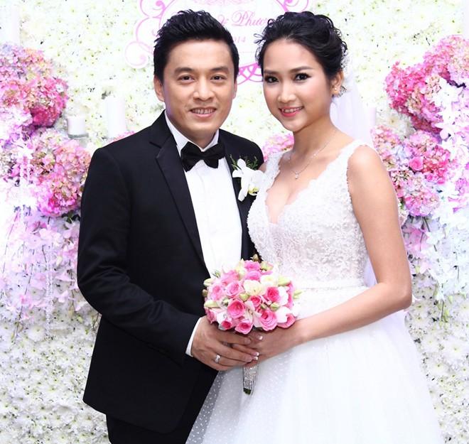 Những cô dâu đẹp nhất showbiz Việt 2014 - 1