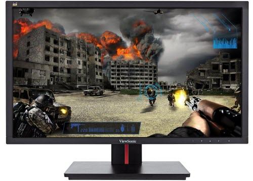 ViewSonic giới thiệu màn hình chuyên dùng cho game thủ - 1