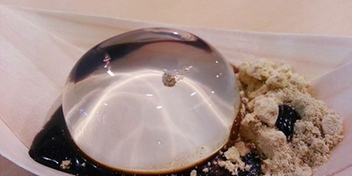 Cách làm Mochi trong veo như nước của người Nhật - 1