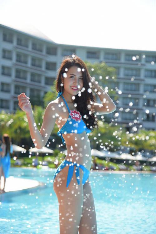 """Phú Quốc """"nóng rực"""" với dàn thí sinh HHVN mặc bikini - 13"""