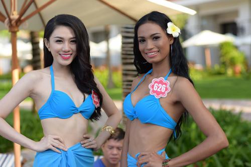 """Phú Quốc """"nóng rực"""" với dàn thí sinh HHVN mặc bikini - 7"""