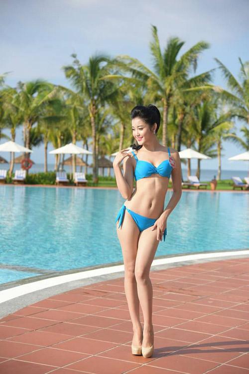 """Phú Quốc """"nóng rực"""" với dàn thí sinh HHVN mặc bikini - 4"""