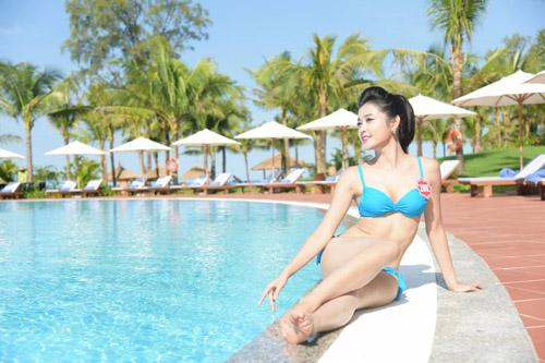 """Phú Quốc """"nóng rực"""" với dàn thí sinh HHVN mặc bikini - 3"""