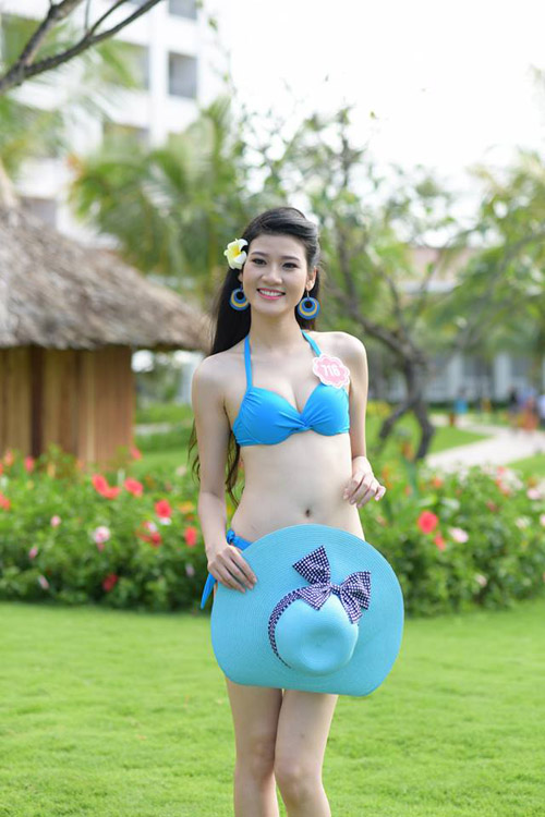 """Phú Quốc """"nóng rực"""" với dàn thí sinh HHVN mặc bikini - 10"""