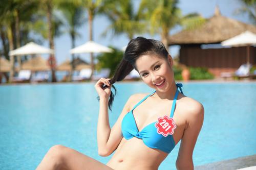 """Phú Quốc """"nóng rực"""" với dàn thí sinh HHVN mặc bikini - 9"""