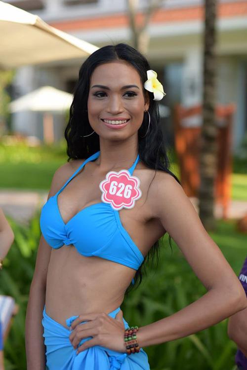 11 khuôn ngực quyến rũ nhất vòng chung kết Hoa hậu VN - 12