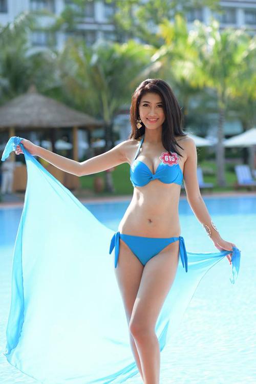 11 khuôn ngực quyến rũ nhất vòng chung kết Hoa hậu VN - 2