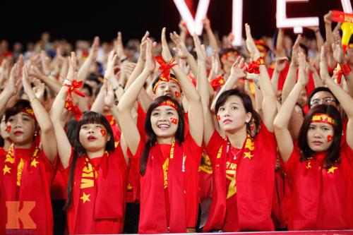 """Khoảnh khắc """"chảo lửa"""" Mỹ Đình """"dậy sóng"""" cùng ĐTVN - 7"""