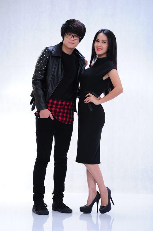 Bùi Anh Tuấn hát với thí sinh Giọng Hát Việt Nhí - 1