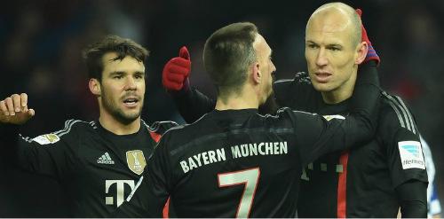 Hertha Berlin - Bayern: Không hề dễ dàng - 1
