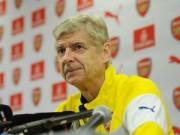 HLV Wenger bất ngờ tiết lộ kế hoạch chuyển nhượng