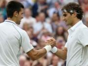 Kinh điển CK Wimbledon Djokovic-Federer hay nhất 2014