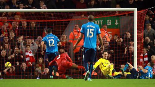 Liverpool - Stoke City: Trận đấu nhọc nhằn - 1