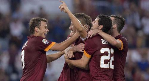 Roma - Inter: Đại chiến vì những tham vọng - 2