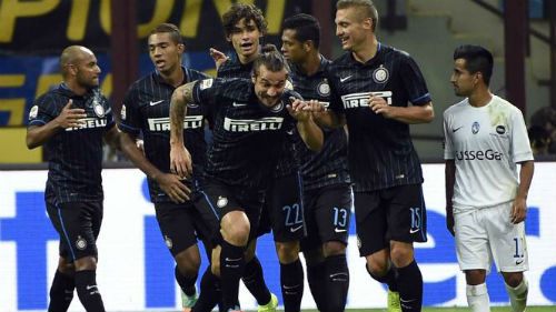 Roma - Inter: Đại chiến vì những tham vọng - 1