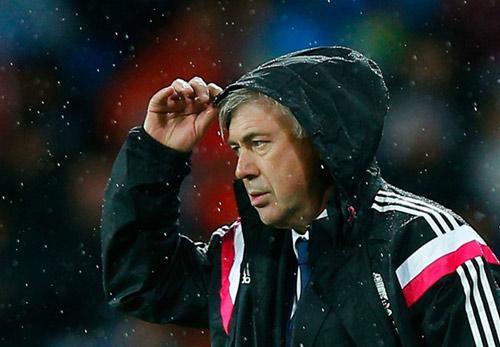 Ancelotti: Kỷ lục của Real như một giấc mơ - 1