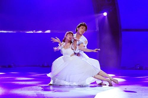 Tình yêu của cặp vũ công thăng hoa trên sân khấu nhảy múa - 3