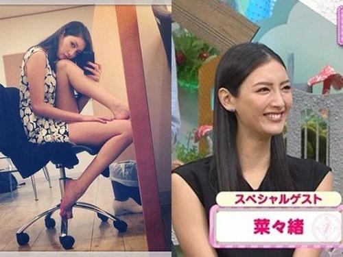 """Mẫu chân dài nhất Nhật Bản dính nghi án """"dao kéo"""" - 3"""