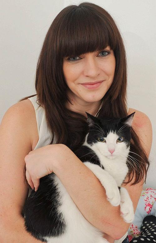 Cô giáo người Anh tìm thấy mèo mất tích ở Pháp