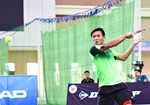 Hoàng Thiên vô địch tennis nam tại Đại hội TDTT 2014 - 1