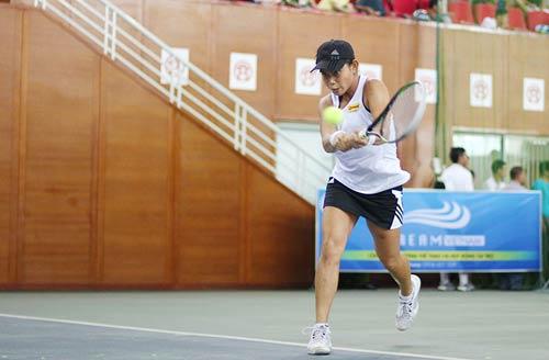 Hoàng Thiên vô địch tennis nam tại Đại hội TDTT 2014 - 2