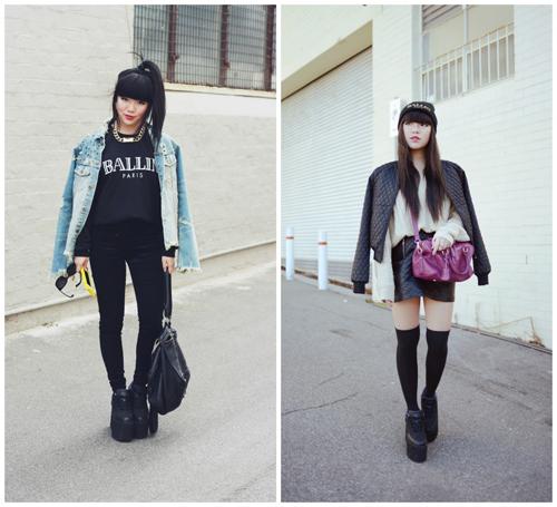 Nữ blogger thời trang nổi tiếng thế giới đến việt nam - 13