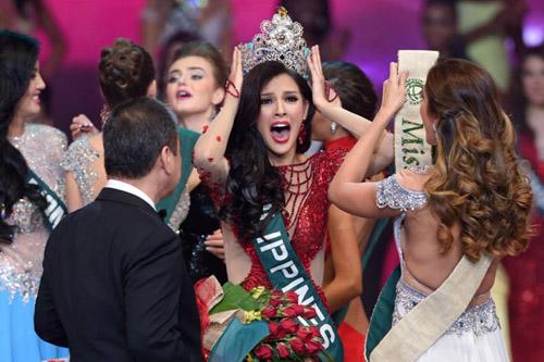 Hoa hậu Hong Kong ghi điểm với cảnh quay bị xâm hại - 9