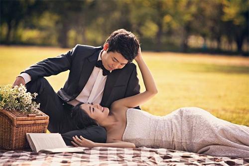 Đám hỏi thú vị của cô gái Việt lấy chồng Hàn