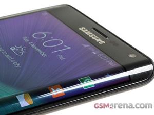 Samsung Galaxy S6 sẽ có phiên bản màn hình cong