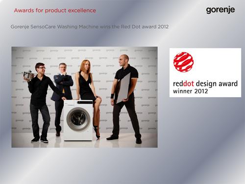 Những điều bạn chưa biết về máy giặt Gorenje thế hệ mới - 1