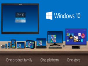 """600 triệu máy tính để bàn đang """"hóng"""" Windows 10"""