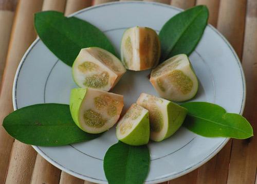 Món ăn lạ miệng từ trái bần - 1