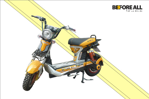 Mua xe đạp điện chính hãng với giá cực ưu đãi - 2