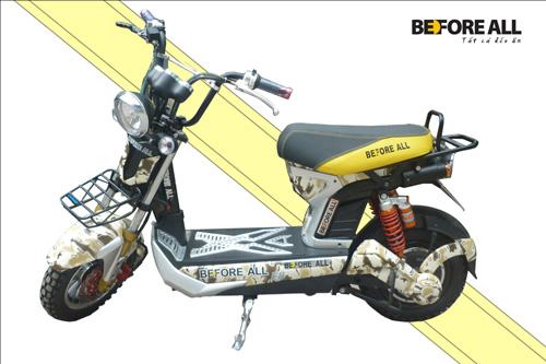 Mua xe đạp điện chính hãng với giá cực ưu đãi - 4
